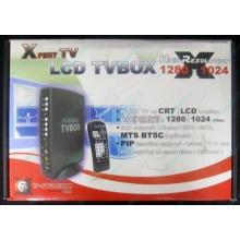Внешний TV tuner KWorld V-Stream Xpert TV LCD TV BOX VS-TV1531R (Альметьевск)
