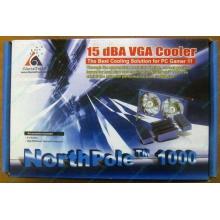 Кулер для видео-карты GlacialTech NorthPole 1000 (Альметьевск)