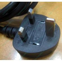 Кабель питания SS145A BS-1363/A FUSED 3-pin UK (Альметьевск)