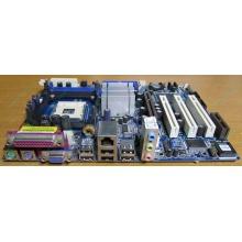 Материнская плата ASRock P4i65G socket 478 (без задней планки-заглушки)  (Альметьевск)