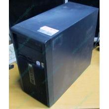 Системный блок Б/У HP Compaq dx7400 MT (Intel Core 2 Quad Q6600 (4x2.4GHz) /4Gb /250Gb /ATX 350W) - Альметьевск
