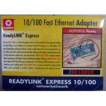 Сетевой адаптер Compex RE100TX/WOL PCI (Альметьевск)
