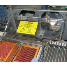 Прозрачная пластиковая крышка HP 337267-001 для подачи воздуха к CPU в ML370 G4 (Альметьевск)