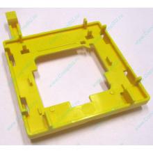 Жёлтый держатель-фиксатор HP 279681-001 для крепления CPU socket 604 к радиатору (Альметьевск)