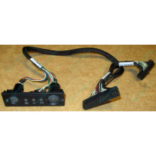HP 224998-001 в Альметьевске, кнопка включения питания HP 224998-001 с кабелем для сервера HP ML370 G4 (Альметьевск)
