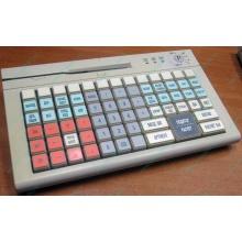 POS-клавиатура HENG YU S78A PS/2 белая (без кабеля!) - Альметьевск
