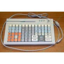 POS-клавиатура HENG YU S78A PS/2 белая (Альметьевск)