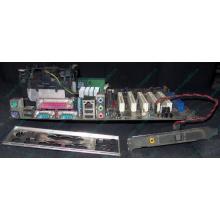 Материнская плата Asus P4PE (FireWire) с процессором Intel Pentium-4 2.4GHz s.478 и памятью 768Mb DDR1 Б/У (Альметьевск)
