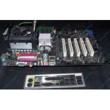 Материнская плата Intel D845PEBT2 (FireWire) с процессором Intel Pentium-4 2.4GHz s.478 и памятью 512Mb DDR1 Б/У (Альметьевск)