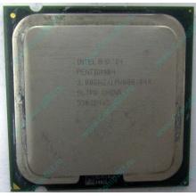 Процессор Intel Pentium-4 530J (3.0GHz /1Mb /800MHz /HT) SL7PU s.775 (Альметьевск)