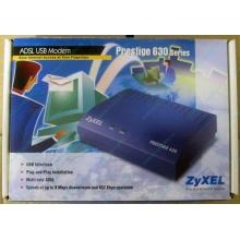 Внешний ADSL модем ZyXEL Prestige 630 EE (USB) - Альметьевск